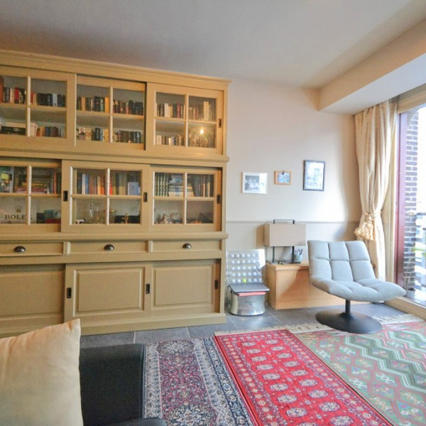Zonnig appartement met 1 slaapkamer